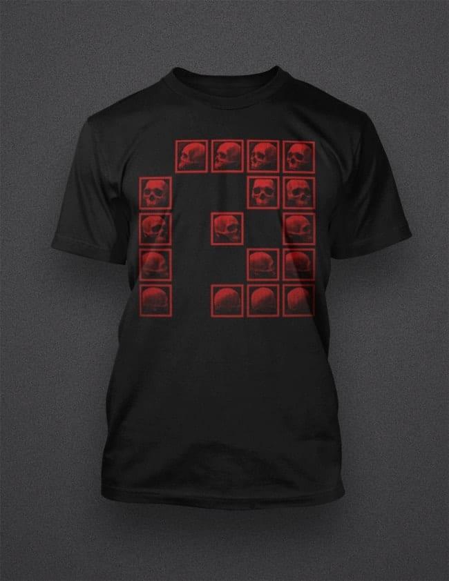 PRSPCTSH29-Red-P-Skulls-Shirt