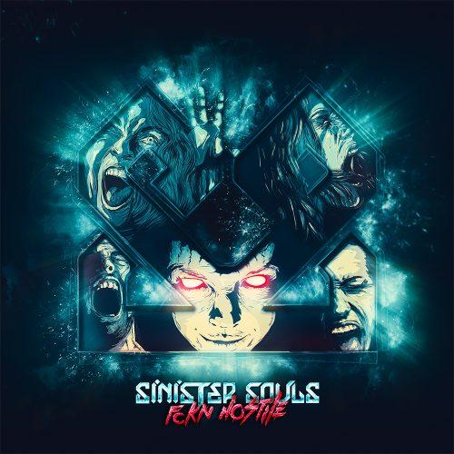 PRSPCTLP016 - Sinister Souls - FCKN Hostile LP