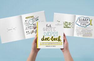 Psyhag - Het Grote Depri Doe-Boek - gratis voor donateurs