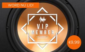 Hificorner VIP-abonnement voor €9,99
