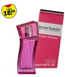 2 geselecteerde parfums voor €18,99 met gratis cadeautasje bij Kruidvat