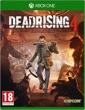 Dead Rising 4 - Xbox One voor €9