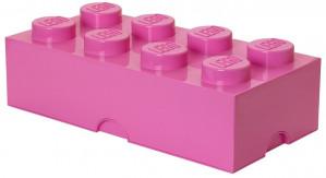 Lego Storage brick - Roze - 25 cm x 50 cm - 18 cm - 12L voor €26,99
