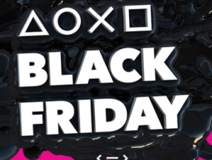 Black Friday Sale bij Playstation store