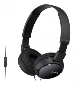 Sony MDR-ZX110 On-ear hoofdtelefoon Zwart voor €12,50