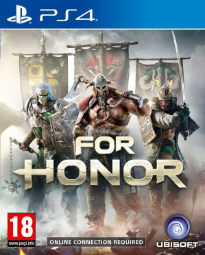 For Honor - PS4 voor €19,95