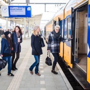Dagretour naar Utrecht inclusief lunch voor €20