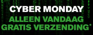 Cyber Monday bij Holland & Barrett tot €35 korting + gratis verzending