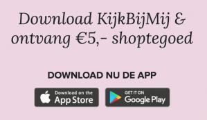 Ontvang €5 shoptegoed
