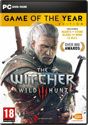 The Witcher 3 Wild Hunt Game of the Year Edition voor €19,95