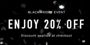Black Friday bij Michael Kors 20% korting op alle niet-afgeprijsde items