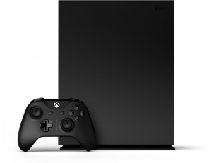 Xbox One X Project Scorpio Edition - 1 TB - voor €469,99
