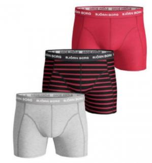 Bjorn Borg 3 Pack Heren Boxershorts voor €24,99