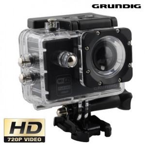 Grundig HD action-camera 720p voor €14,95