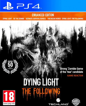 Dying Light: The Following - Enhanced Edition - PS4 voor €17,99