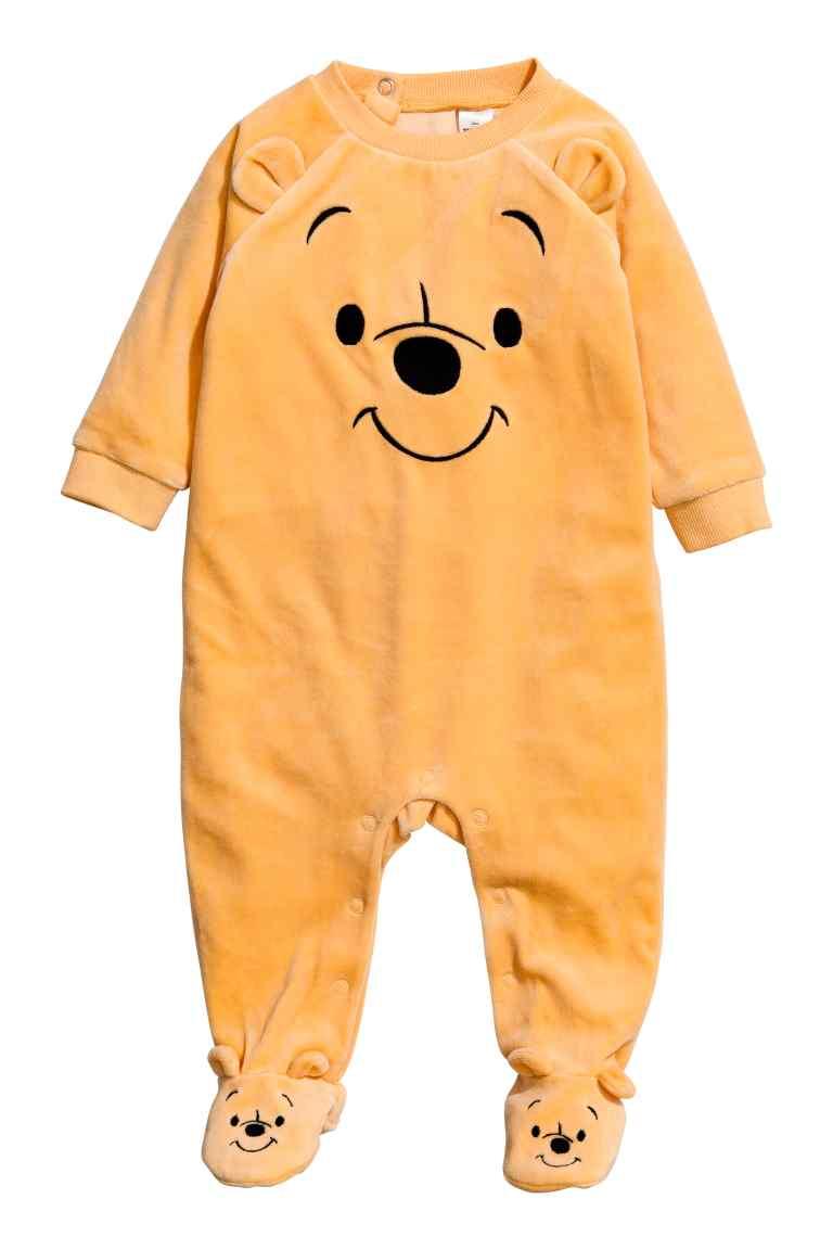 Winnie the Pooh geel boxpakje voor €5,59