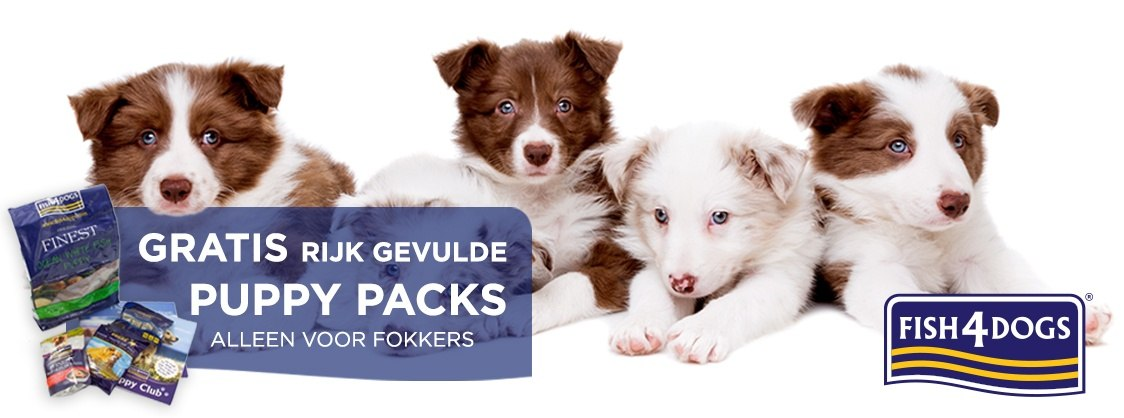 Fokker Puppy Packs Gratis