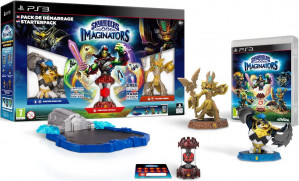 Skylanders Imaginators: Starter Pack - PS3 voor €4,98