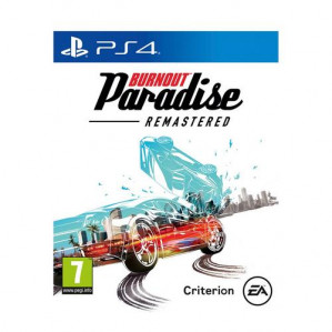 Burnout Paradise Remastered voor €20,99