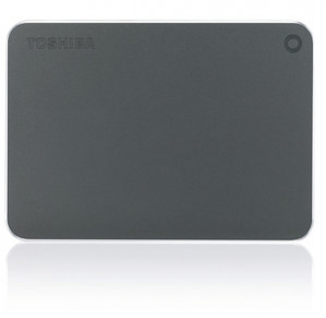 Toshiba Canvio Premium 1TB 1000GB Grijs voor €39,95