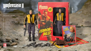Wolfenstein II The New Colossus Collector's Edition voor €29,98
