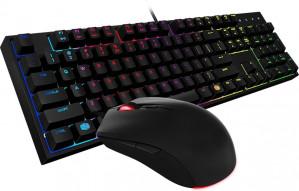 MasterKeys Lite L Combo RGB gaming toetsenbord voor €44 dmv code