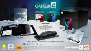 Project Cars 2 Collectors Edition voor €50,64