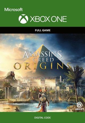 Assassin's Creed Origins + Unity  voor €24,09