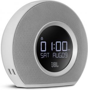 JBL Horizon - Bluetooth Wekkerradio - Wit voor €49,99