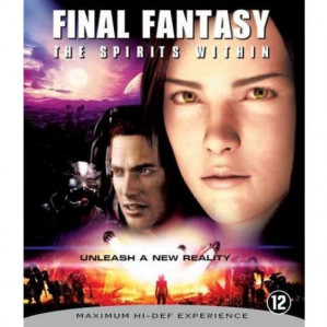 Final fantasy-the spirits within voor €2