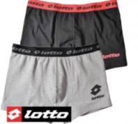 Boxershorts Lotto 3 stuks voor €8,99