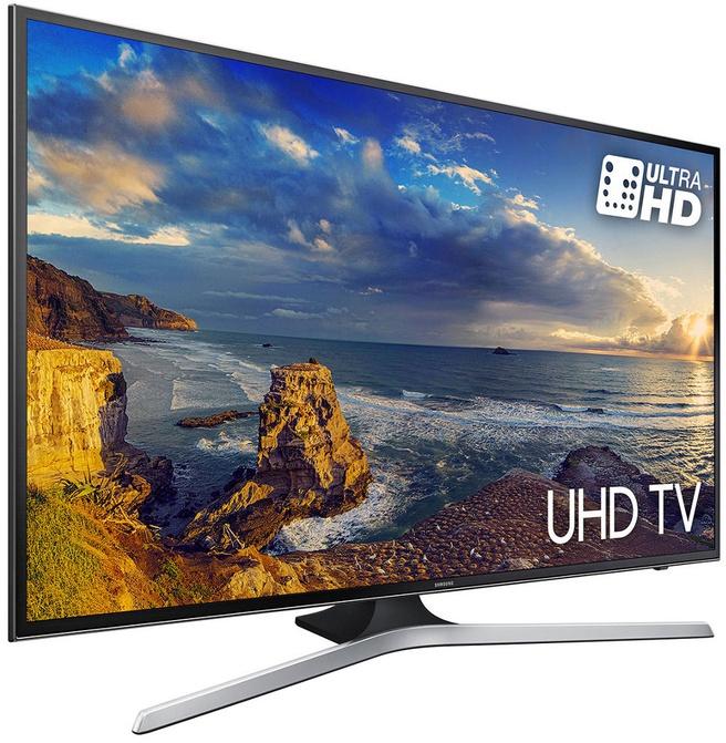 Samsung UE58MU612 UHD Smart TV  voor €679