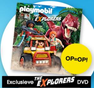 The Explorer DVD Gratis