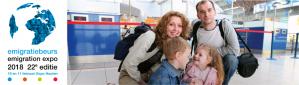 2 Gratis entree kaarten voor de emigratiebeurs dmv code