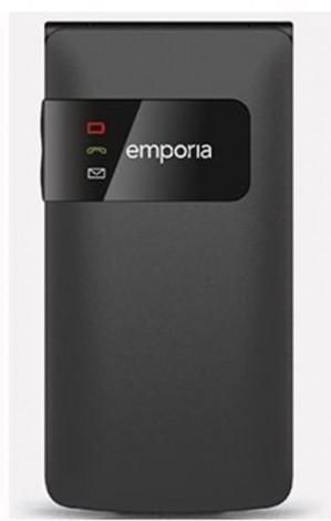 Seniorentelefoon Mobiele telefoon Emporia Flip Basic voor €39,99