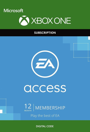 EA Access - 12 Month Subscription (Xbox One) voor €19,66
