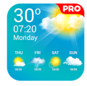 Weather Live Pro Android Gratis