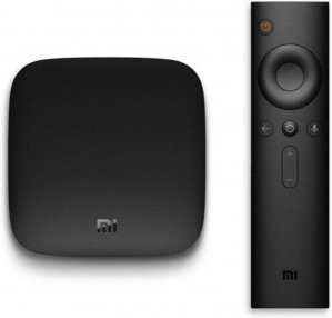 Xiaomi Mi Box 4K Ultra HD 8GB Wi-Fi Zwart Smart TV-box voor €56,95