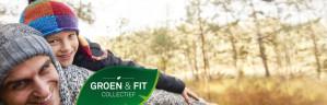 Groen & Fit pakket met gratis wandelsokken