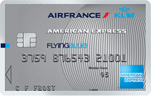 American Express Flying Blue Credit Card Gratis