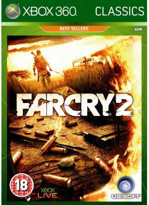 Far Cry 2 - Classics Edition voor €2,99