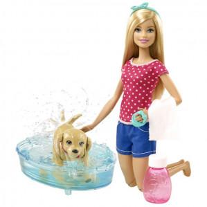 Barbie - Splish Splash Pup voor €11,88
