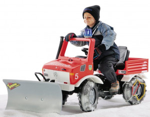 Rolly Toys sneeuw-speelgoed wagen voor €154,99 dmv code
