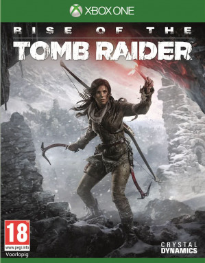 Rise Of The Tomb Raider - Xbox One voor €1,09