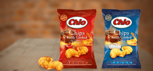 Probeer Chio Chips Kettle Cooked Sea Salt of Chio Chips Kettle Cooked Sweet Chili voor €0,50 dmv cashback