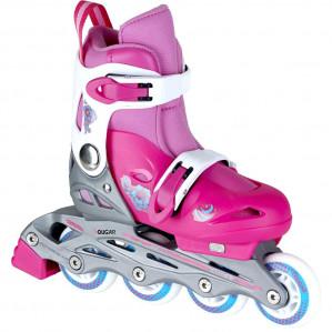 Inline Skates Cougar maat 38-41 Roze voor €4,48