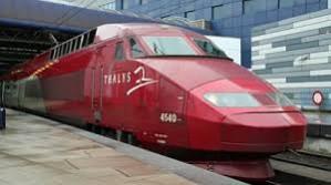 Treinticket Thalys diverse bestemmingen vanaf €19