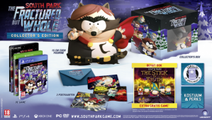 South Park the Fractured But Whole Collector's Edition Xbox voor €45,27