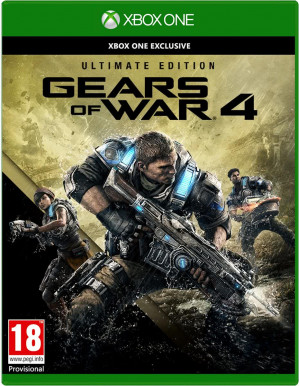 Gears of War 4 - Ultimate Edition - Xbox One voor €39,99