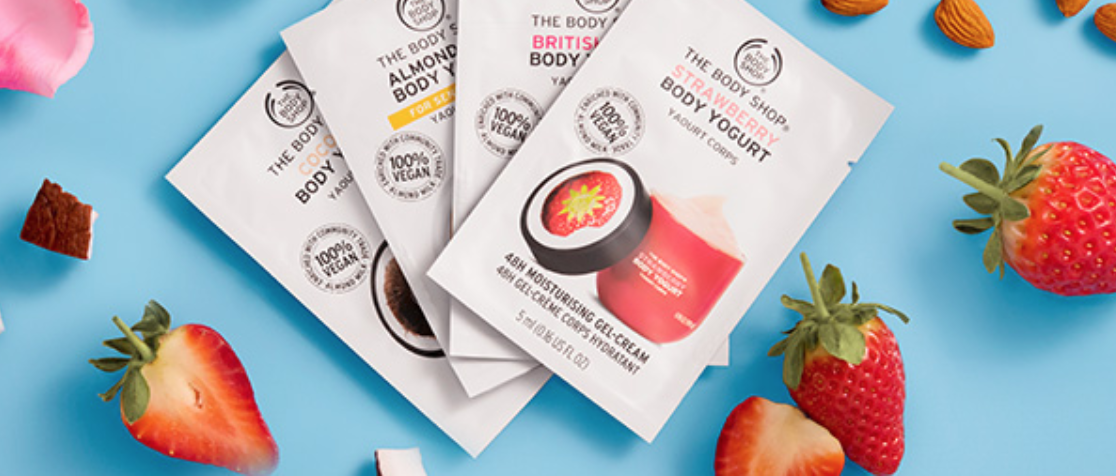 Gratis Body Yogurt Discovery Kit